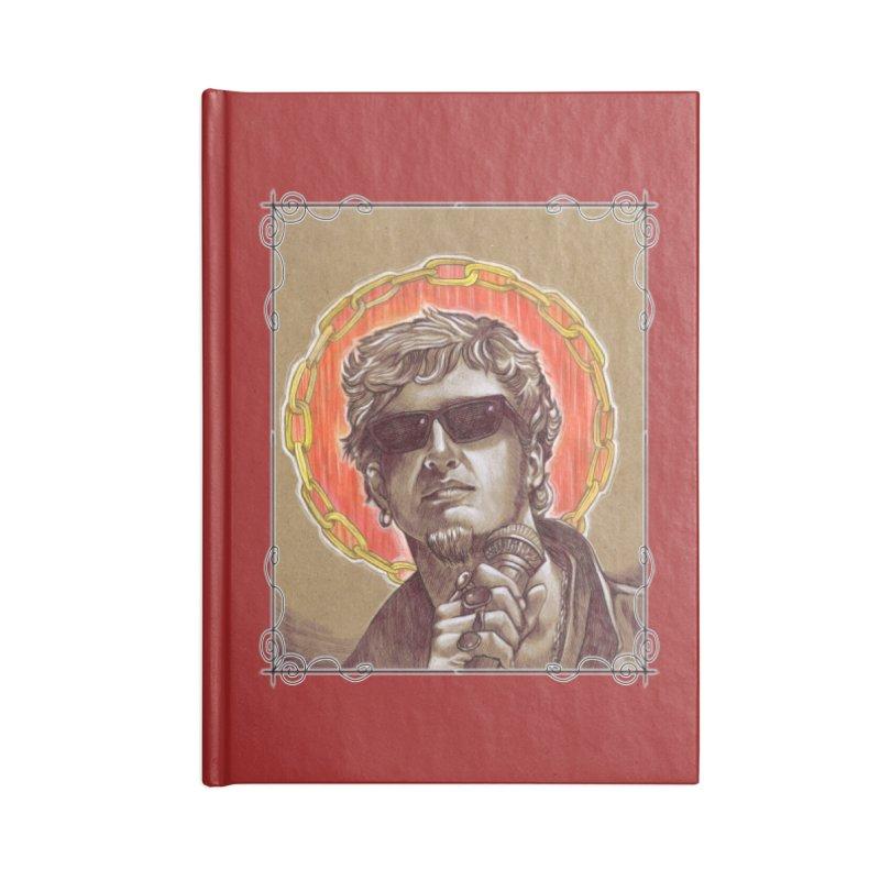 Layne Accessories Blank Journal Notebook by Ben Mirabelli