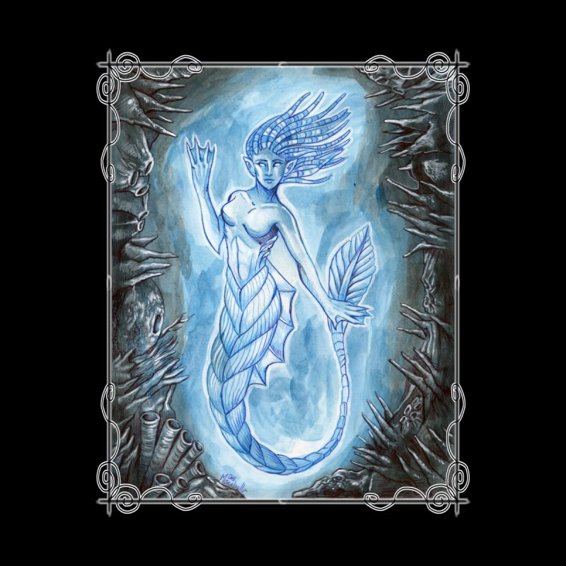 Deep Sea Mermaid by mirabellistudios's Artist Shop