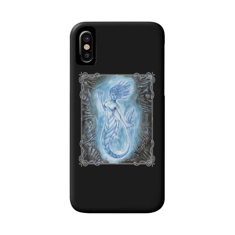 Deep Sea Mermaid Accessories Phone Case by Ben Mirabelli