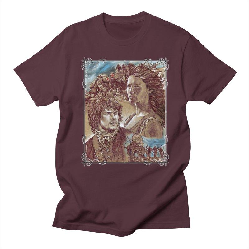 Outlander Women's Regular Unisex T-Shirt by Ben Mirabelli