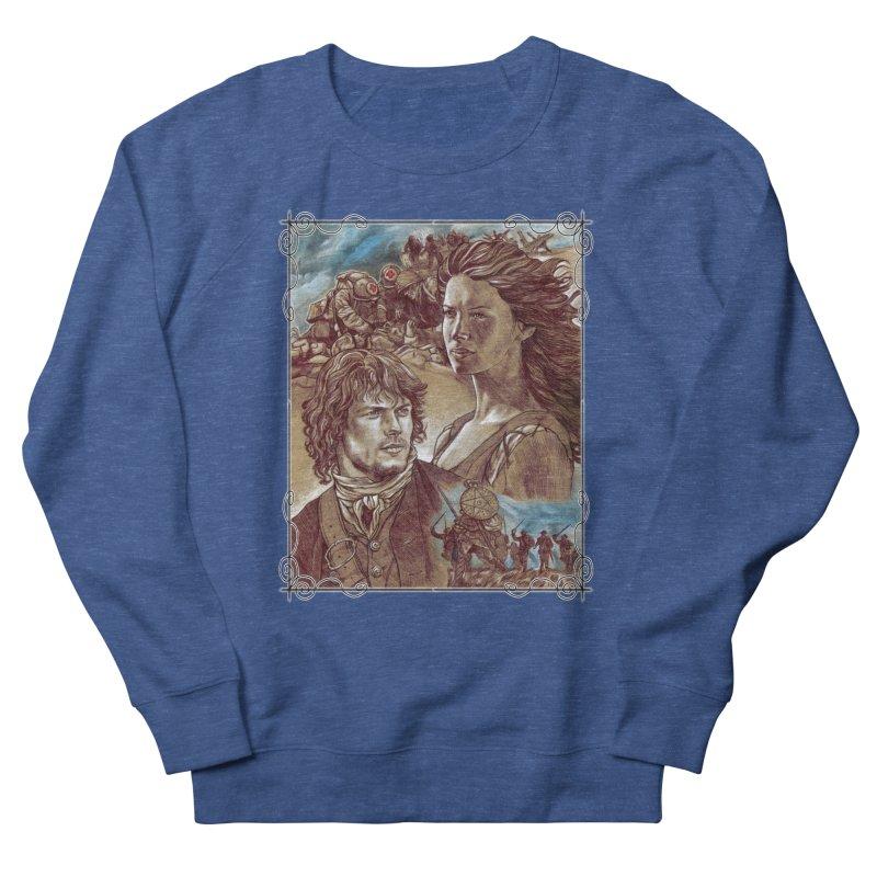 Outlander Women's French Terry Sweatshirt by Ben Mirabelli