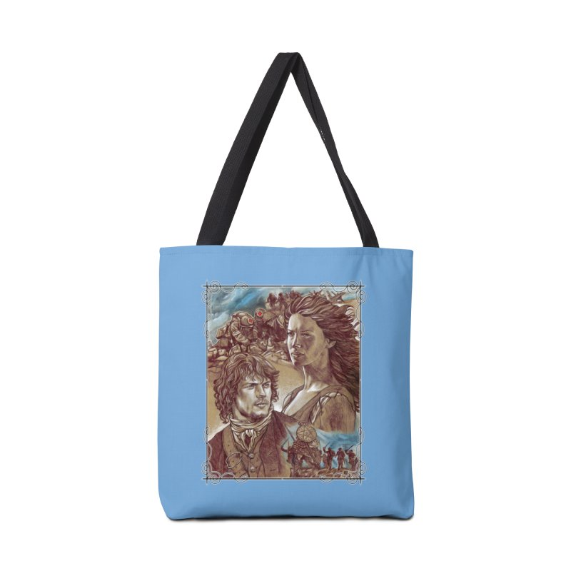 Outlander Accessories Tote Bag Bag by Ben Mirabelli