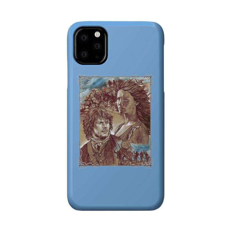 Outlander Accessories Phone Case by Ben Mirabelli