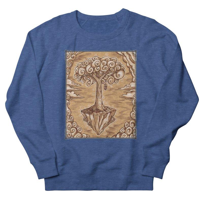 Air Tree Women's French Terry Sweatshirt by Ben Mirabelli