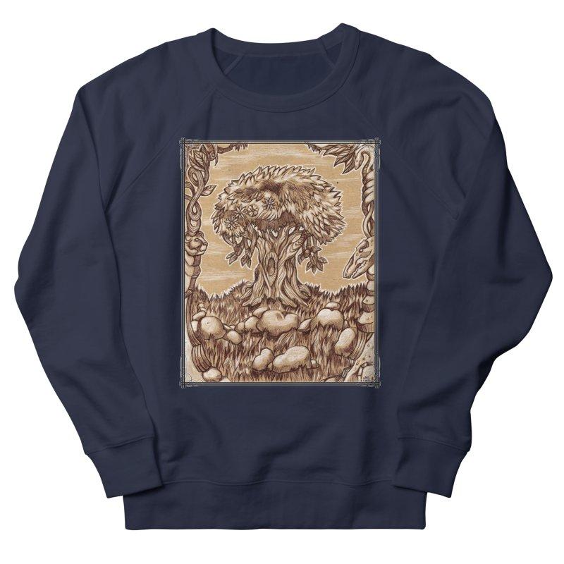 Earth Tree Women's French Terry Sweatshirt by Ben Mirabelli