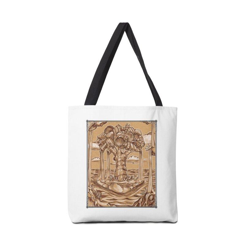 Water Tree Accessories Tote Bag Bag by Ben Mirabelli