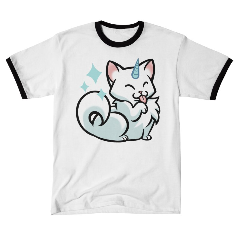 UniCat Women's T-Shirt by The Art of Mirana Reveier