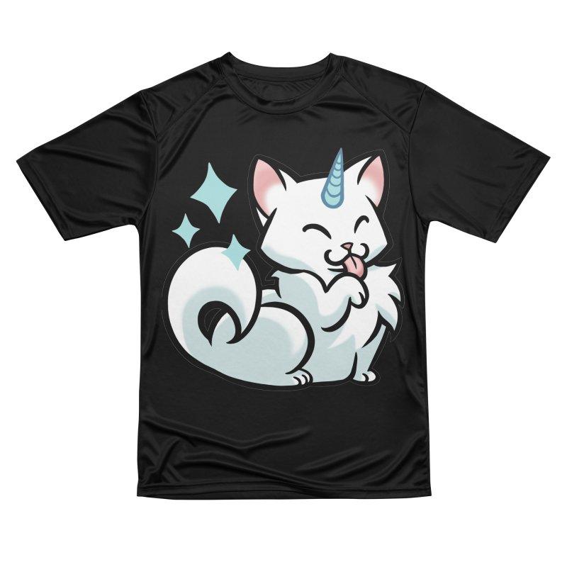 UniCat Men's T-Shirt by The Art of Mirana Reveier