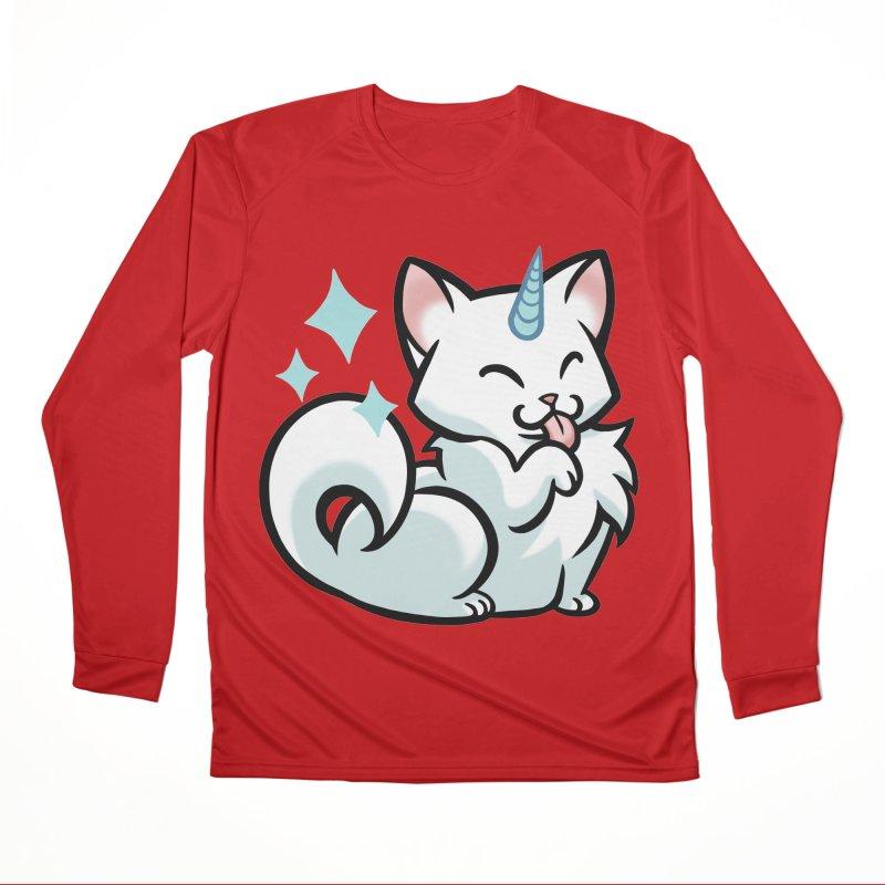 UniCat Women's Longsleeve T-Shirt by The Art of Mirana Reveier