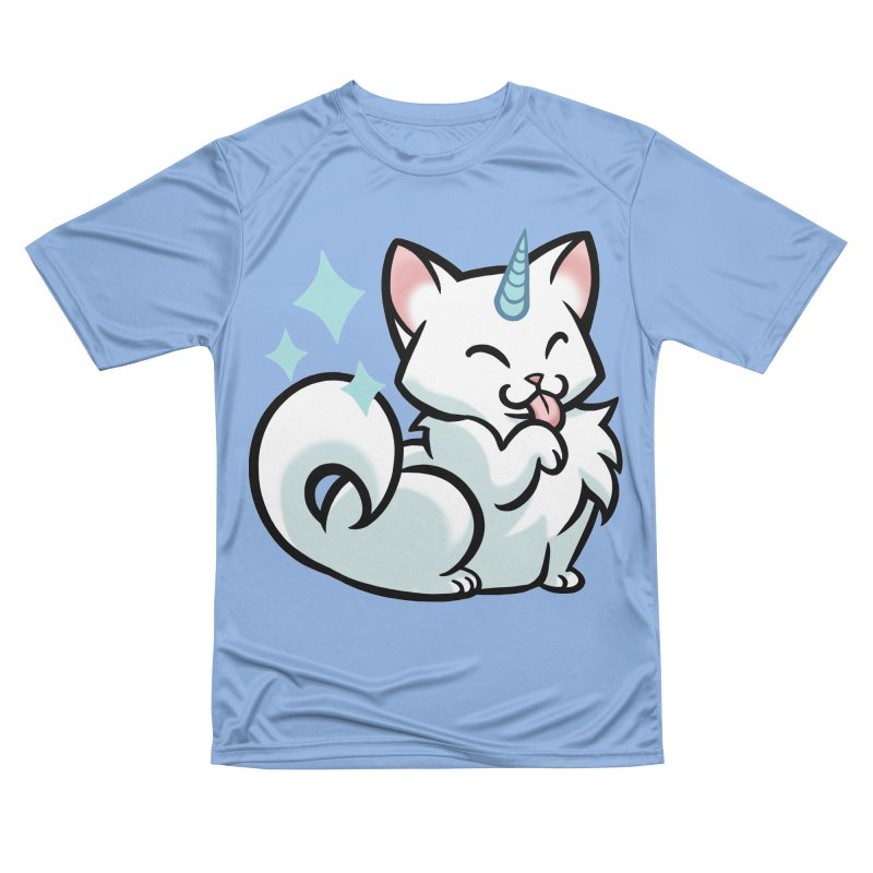UniCat Men's T-Shirt by The Art of Mirana Reveier