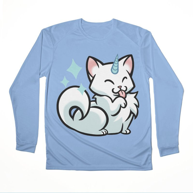 UniCat Women's Longsleeve T-Shirt by The Art of Mirana Reveier