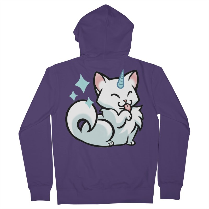 UniCat Women's Zip-Up Hoody by mirana's Artist Shop
