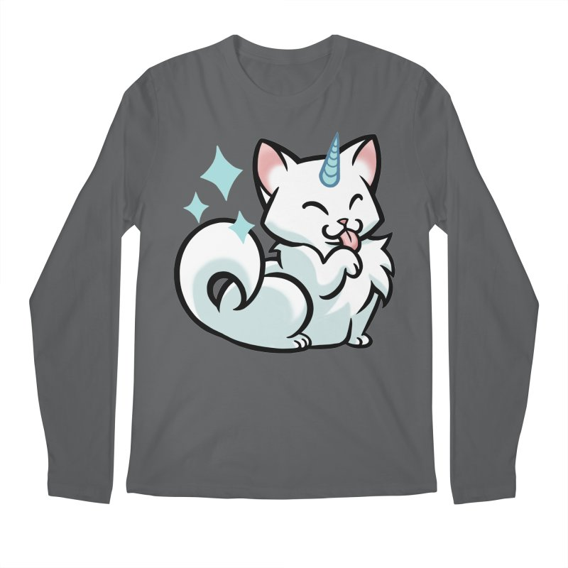 UniCat Men's Longsleeve T-Shirt by The Art of Mirana Reveier
