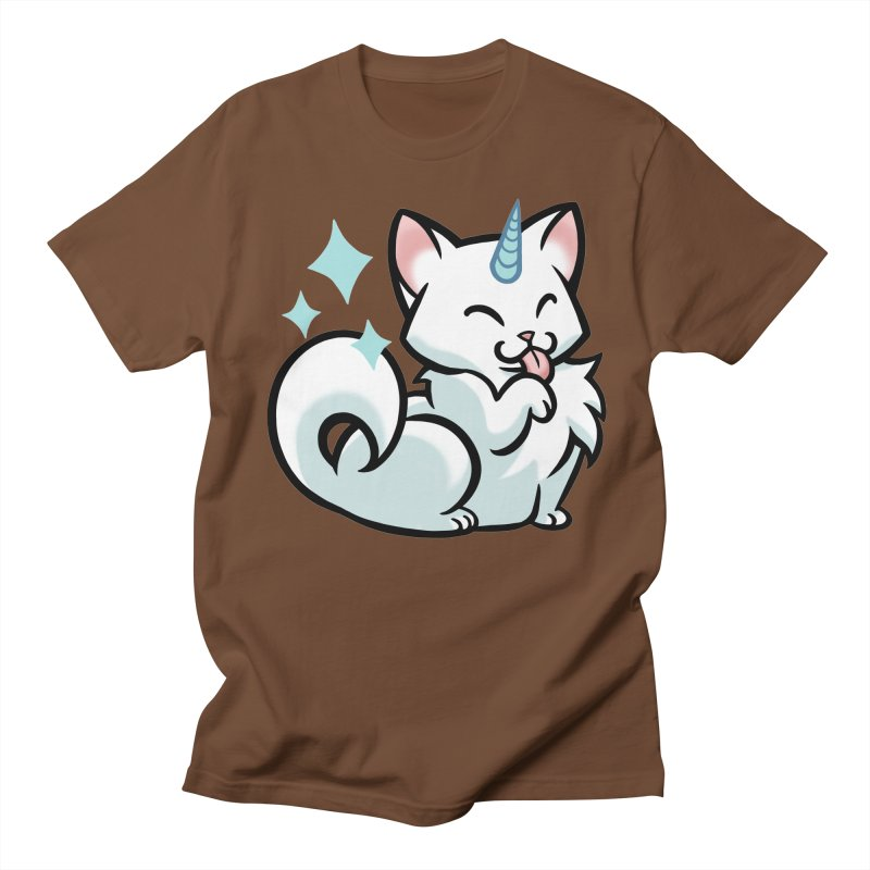UniCat Men's T-shirt by mirana's Artist Shop