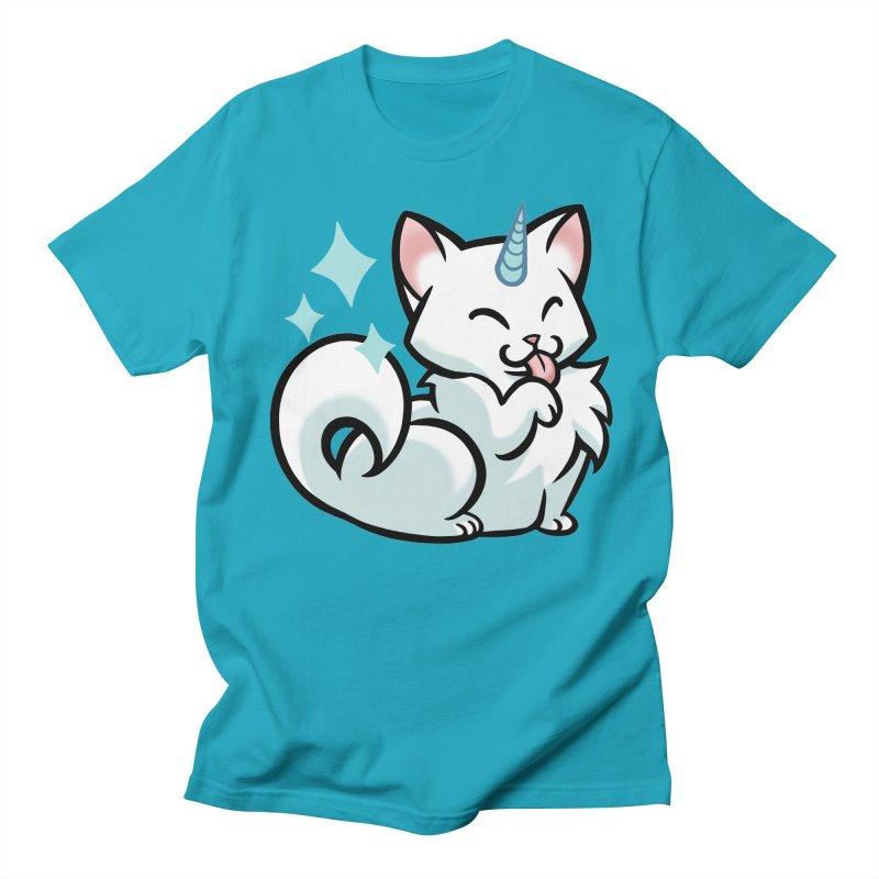 UniCat Women's Unisex T-Shirt by mirana's Artist Shop