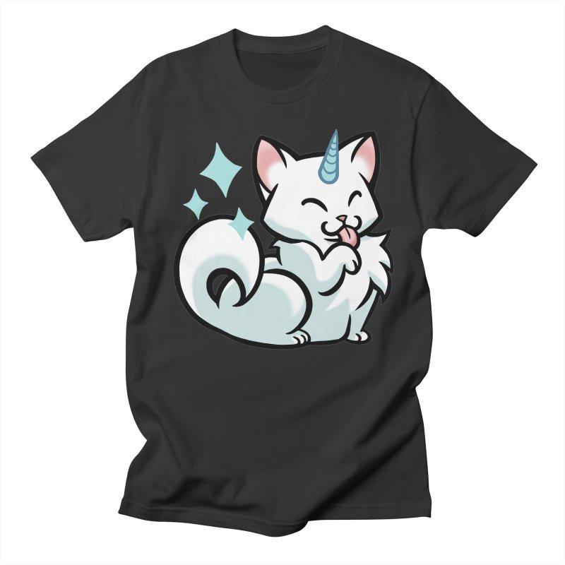 UniCat Women's Regular Unisex T-Shirt by mirana's Artist Shop