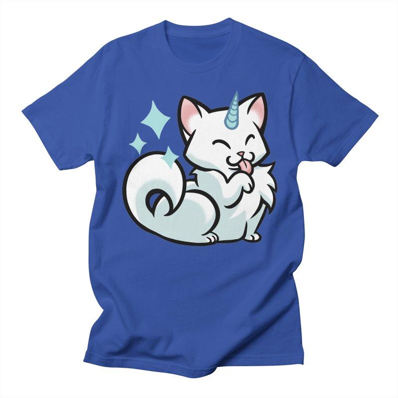 UniCat Men's Regular T-Shirt by mirana's Artist Shop