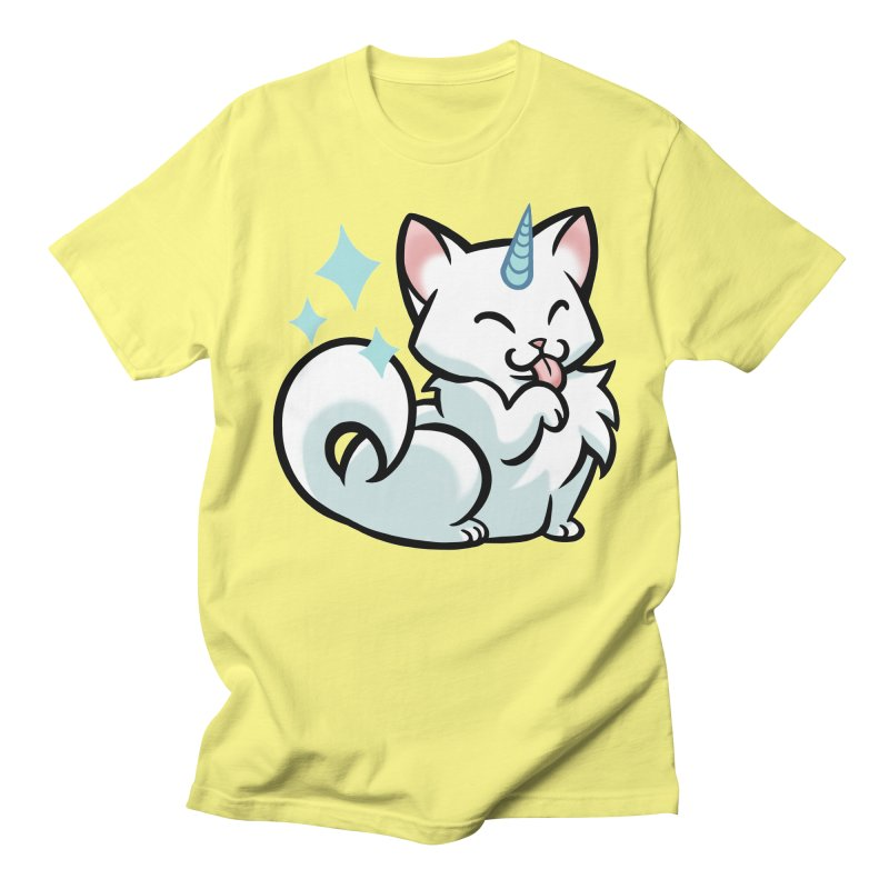 UniCat Women's Unisex T-Shirt by mirana's Artist Shop