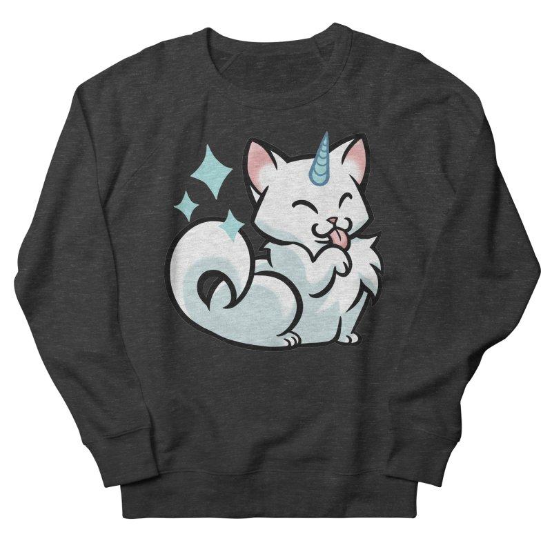 UniCat Men's Sweatshirt by mirana's Artist Shop
