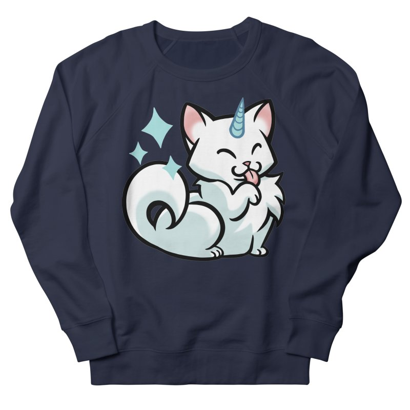 UniCat Men's Sweatshirt by mirana's Artist Shop