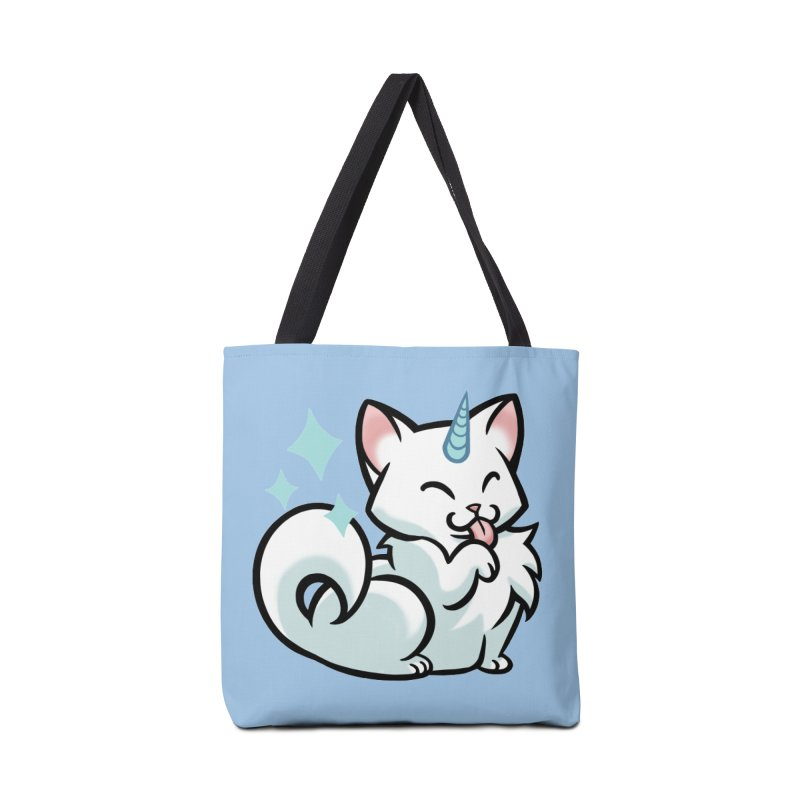 UniCat Accessories Tote Bag Bag by mirana's Artist Shop