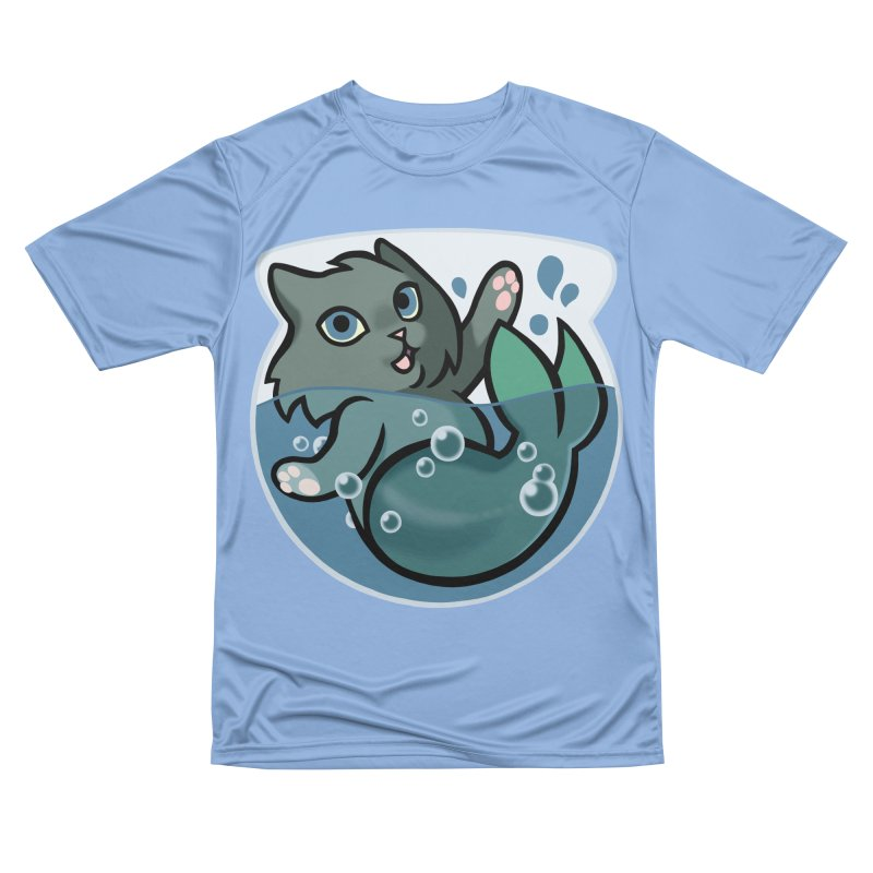 MerCat Women's T-Shirt by The Art of Mirana Reveier