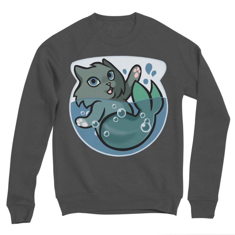 MerCat Women's Sweatshirt by The Art of Mirana Reveier