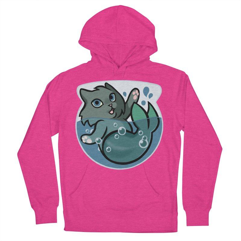 MerCat Men's Pullover Hoody by mirana's Artist Shop