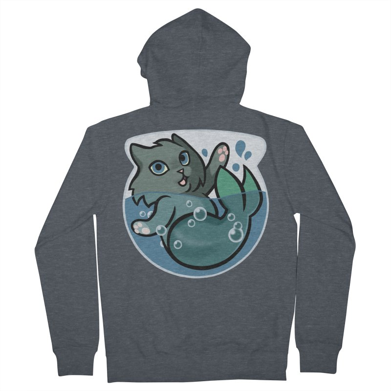 MerCat Women's Zip-Up Hoody by mirana's Artist Shop