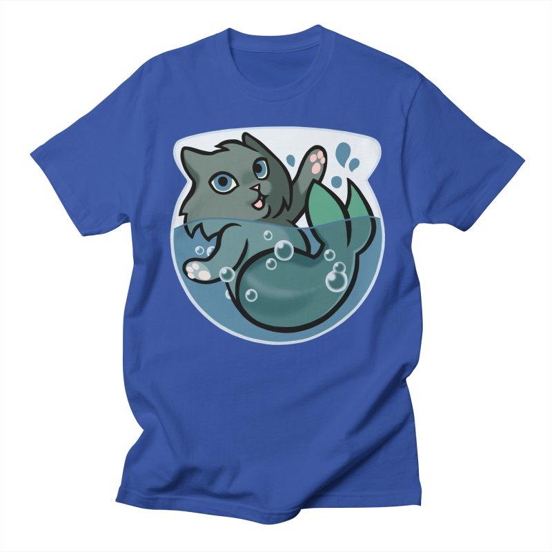 MerCat Women's Regular Unisex T-Shirt by mirana's Artist Shop