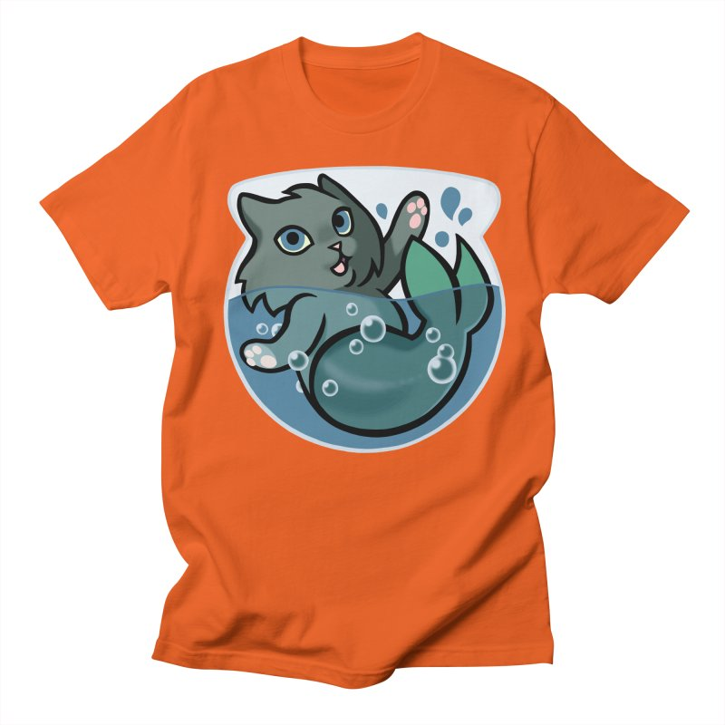 MerCat Women's Unisex T-Shirt by mirana's Artist Shop