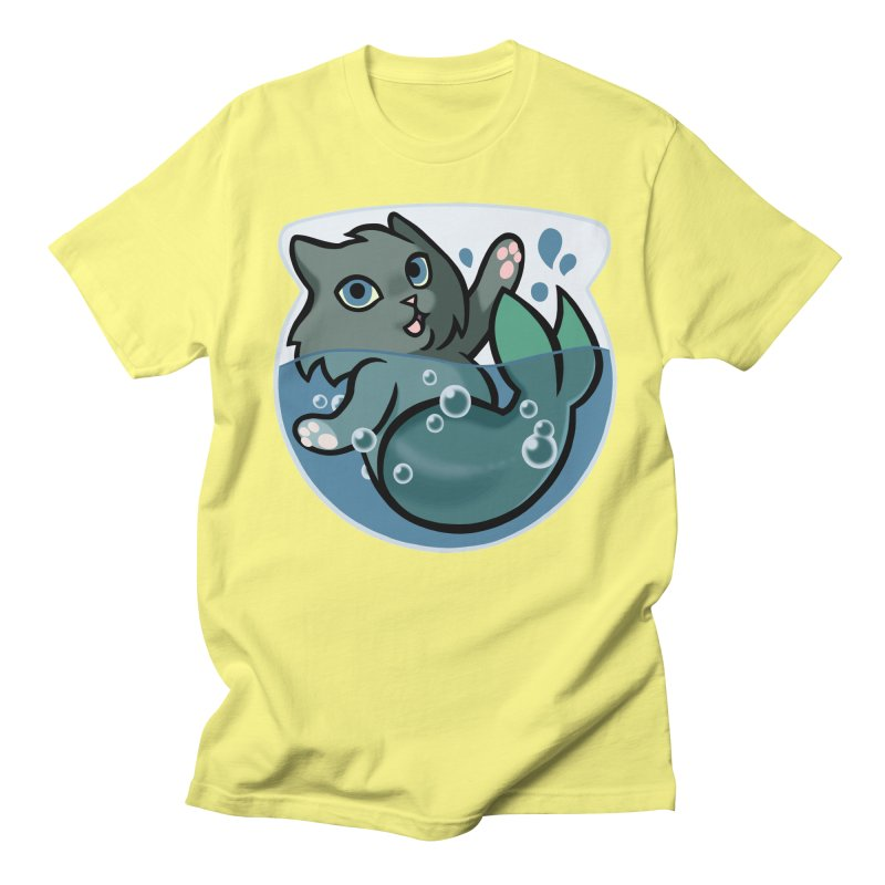 MerCat Women's Unisex T-Shirt by mirana's Artist Shop