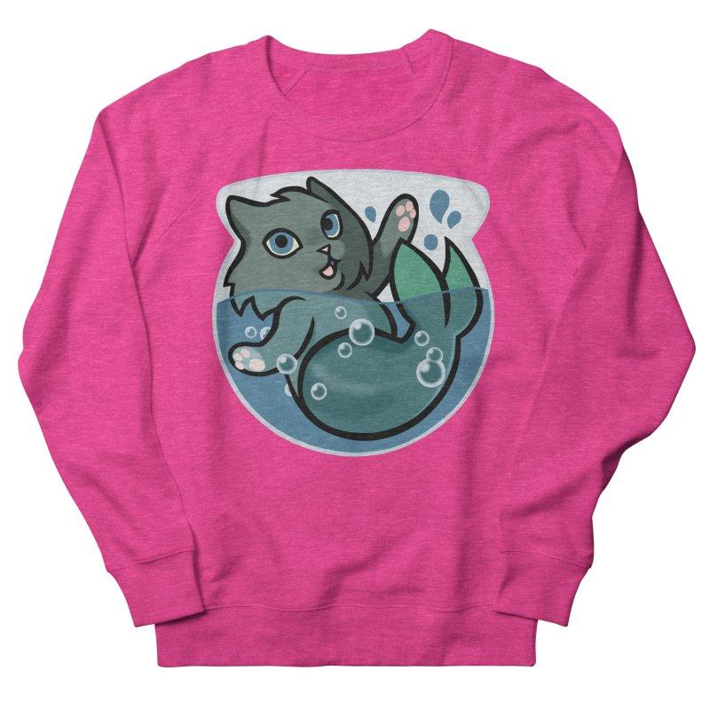 MerCat Men's Sweatshirt by mirana's Artist Shop