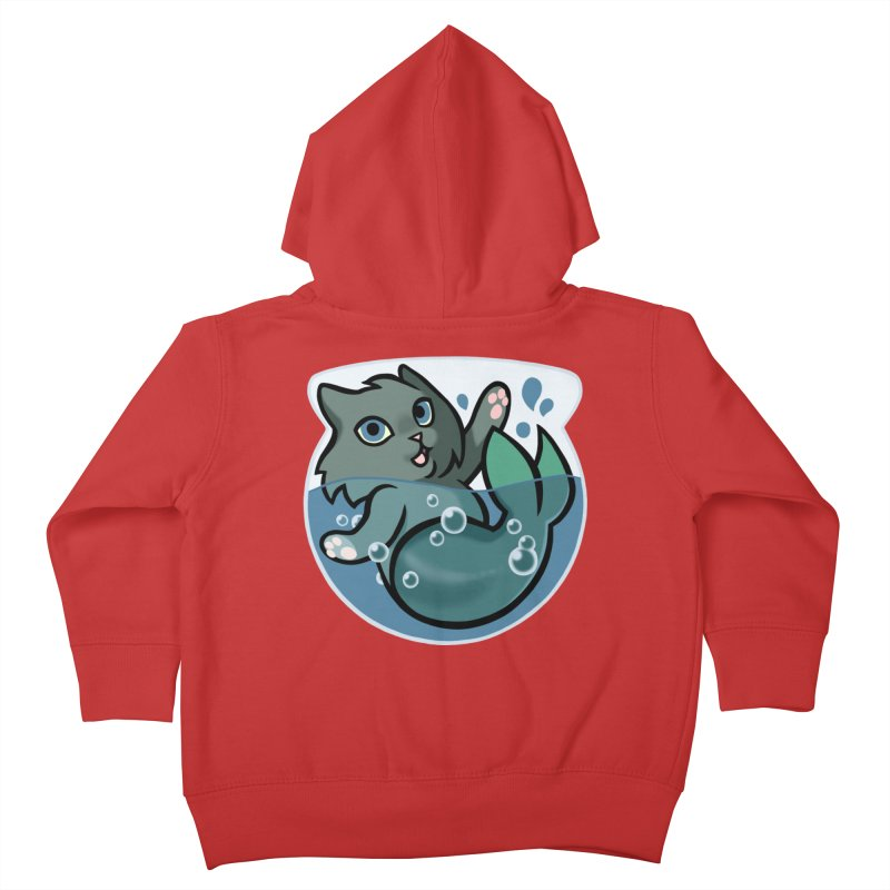 MerCat Kids Toddler Zip-Up Hoody by The Art of Mirana Reveier