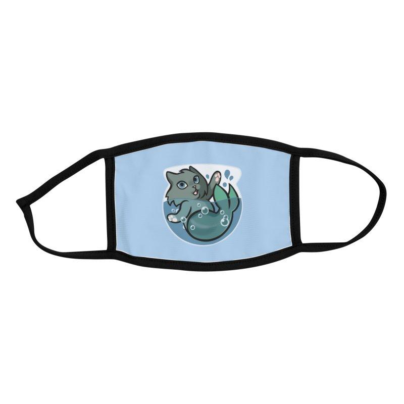MerCat Accessories Face Mask by The Art of Mirana Reveier