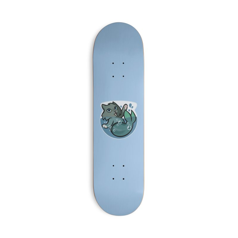MerCat Accessories Skateboard by The Art of Mirana Reveier