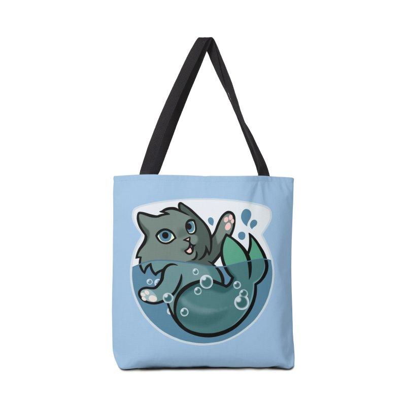 MerCat Accessories Bag by The Art of Mirana Reveier
