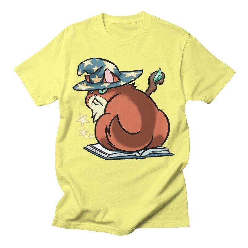 Wizard Cat Women's T-Shirt by The Art of Mirana Reveier