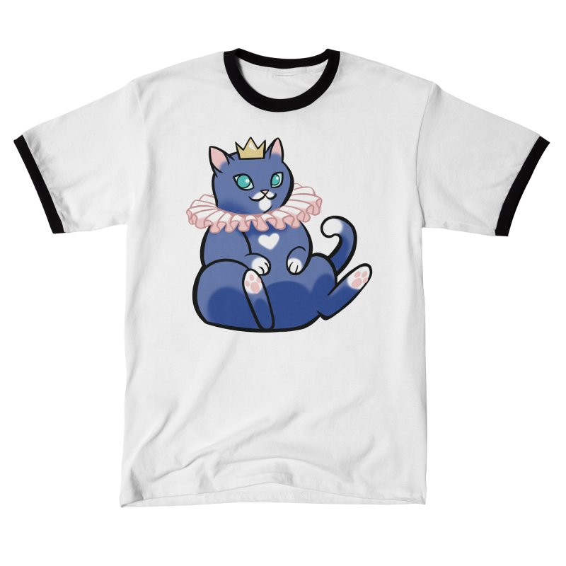 King Cat Women's T-Shirt by The Art of Mirana Reveier