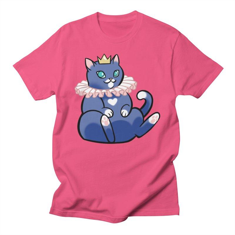 King Cat Men's T-Shirt by The Art of Mirana Reveier