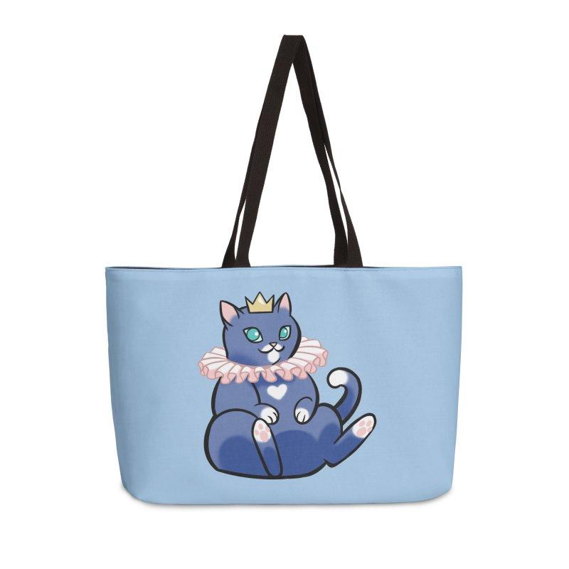 King Cat Accessories Bag by The Art of Mirana Reveier