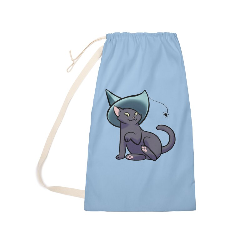 Witch Cat Accessories Bag by The Art of Mirana Reveier