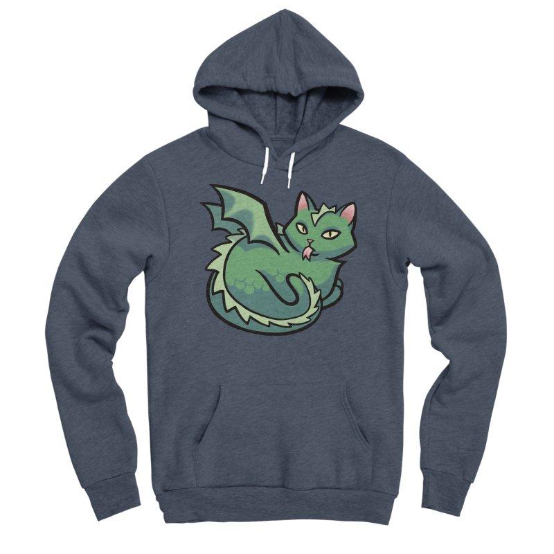 Dragon Cat Women's Pullover Hoody by The Art of Mirana Reveier