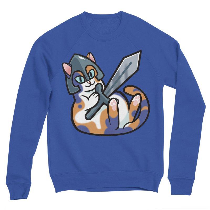 Sword Cat Women's Sweatshirt by The Art of Mirana Reveier