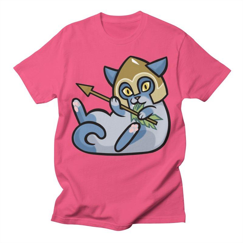 Arrow Cat Men's T-Shirt by The Art of Mirana Reveier