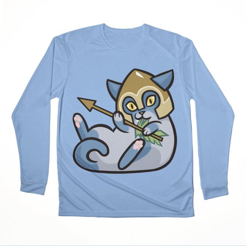 Arrow Cat Women's Longsleeve T-Shirt by The Art of Mirana Reveier