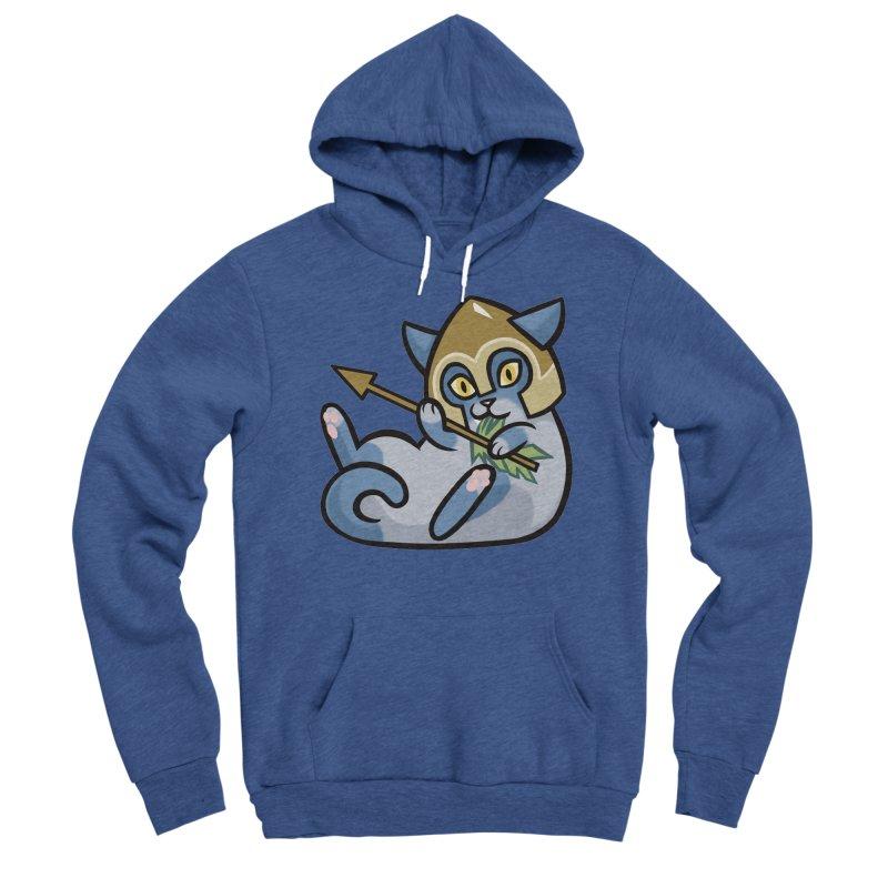 Arrow Cat Women's Pullover Hoody by The Art of Mirana Reveier