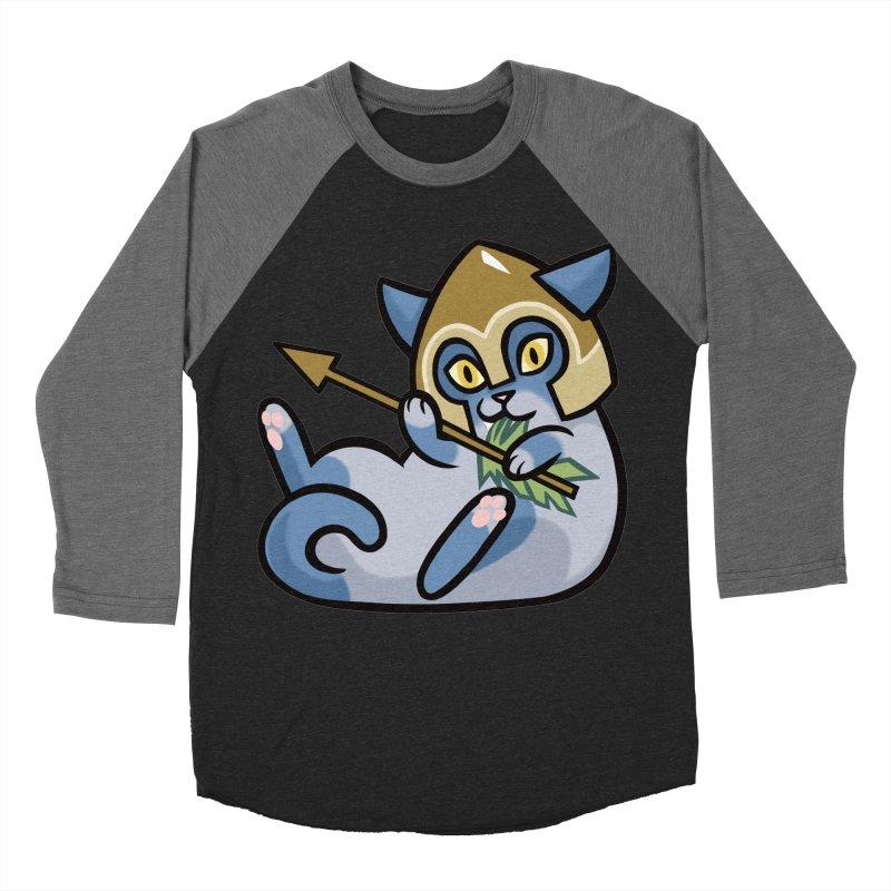 Arrow Cat Women's Longsleeve T-Shirt by mirana's Artist Shop