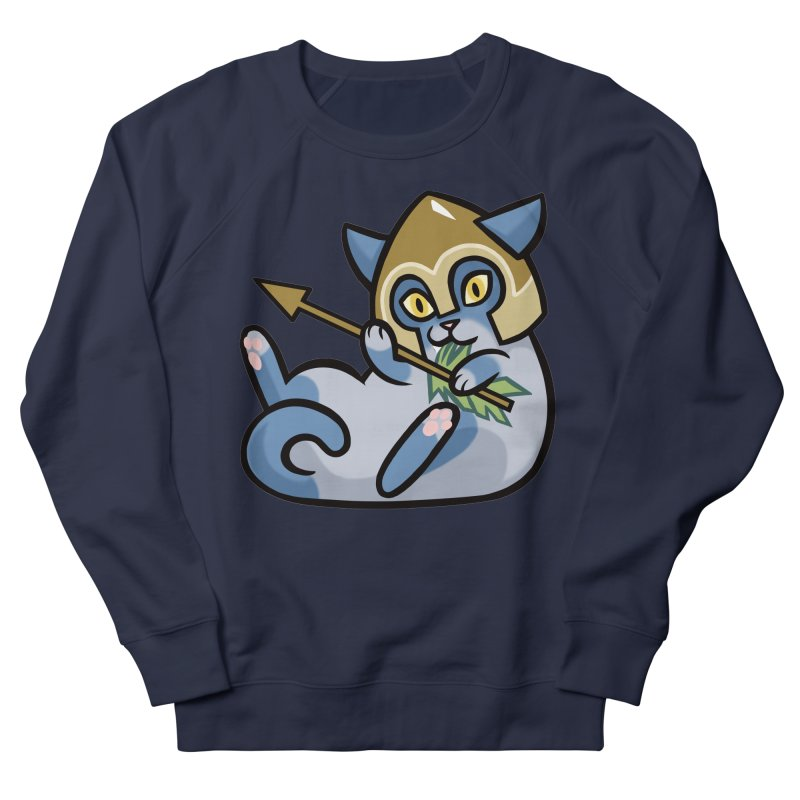 Arrow Cat Women's Sweatshirt by mirana's Artist Shop