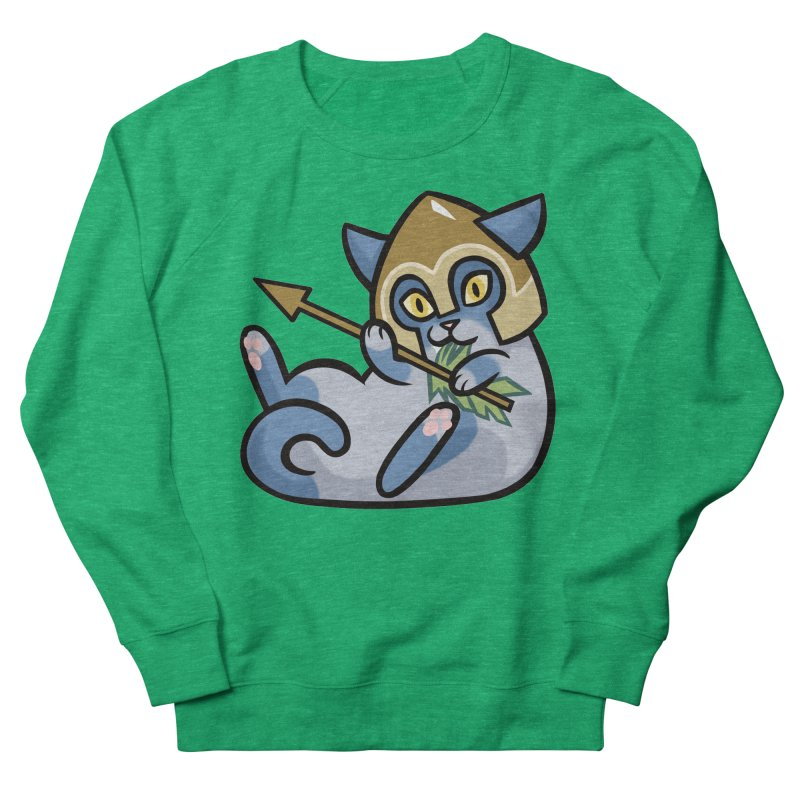 Arrow Cat Men's Sweatshirt by mirana's Artist Shop